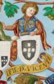 D. Vicente, Infante de Portugal - The Portuguese Genealogy (Genealogia dos Reis de Portugal).png
