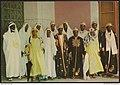 DC - CIT-GP - Portugal - Guiné Portuguesa - Um grupo de chefes religiosos dos islamizados (Aladjes).jpg