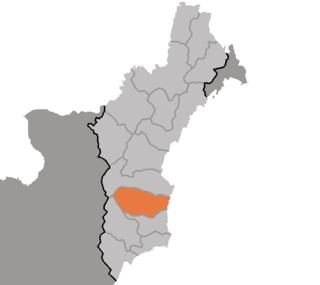 Myonggan County County in North Hamgyong Province, North Korea