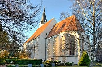 Dahlen, Saxony - Dahlen Church