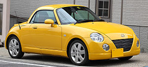 Daihatsu Copen - 1st Generation Front view