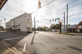 Daleville, Indiana - Image: Daleville, Indiana