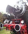 Dampfloks 41 137 und 52 8006 im Dampflokmuseum Hermeskeil.JPG