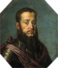 Portrait of Sigismund Augustus.