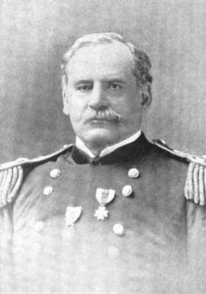 Daniel Webster Flagler - General Flagler at the time of the Spanish-American War