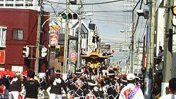 Izumi Danjiri Festival