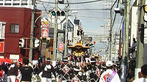 Izumi, Osaka - Izumi Danjiri Festival