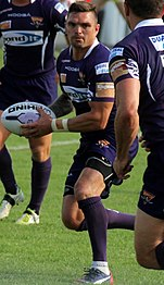 Danny Brough English rugby league player