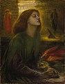 Dante Gabriel Rossetti - Beata Beatrix, 1864-1870.jpg