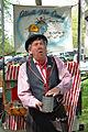Dardenell jumps - Alberti Flea Circus, MerleFest 2013.jpg