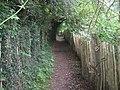 Darenth Valley Path heading to Riverhead, Sevenoaks - geograph.org.uk - 1448038.jpg