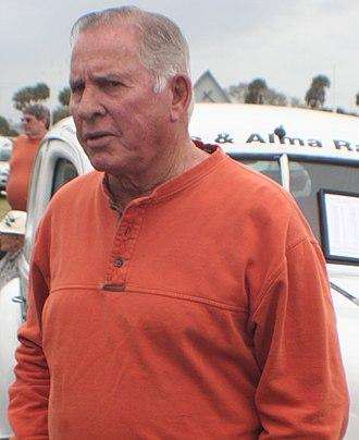David Pearson (racing driver) - 2008 photo of NASCAR driver David Pearson