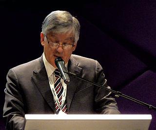 David Bernstein (executive) British businessman