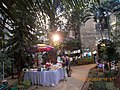 David Sasoon Library grounds celebrating Kala Ghoda Festival.JPG