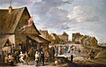 David Teniers (II) - Village Feast - WGA22107.jpg
