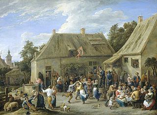 Peasant Kermis
