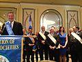 De Blasio Attends Greek Independence Day Breakfast (8635309246).jpg