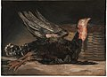 Dead Turkey by Francisco de Goya.jpg