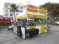 Deerfield Beach Festival of the Arts 2014 Arepas.JPG