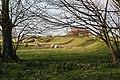 Defensive bank at Stonea Camp - geograph.org.uk - 1053661.jpg