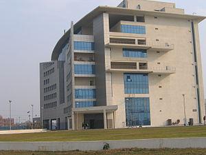 Delhi IT Park - Delhi IT Park Block 1
