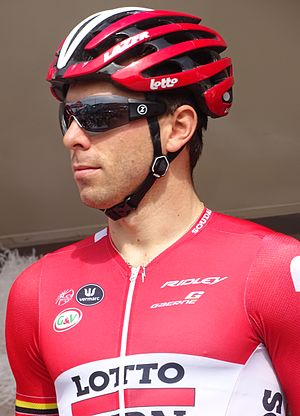 Kris Boeckmans - Boeckmans at the 2015 Grand Prix de Denain