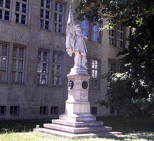 Urburschenschaft - Monument in Jena to the Urburschenschaft