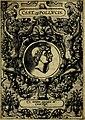 Deorvm dearvmqve capita, ex antiquis numismatibus Abrahami Ortelii collecta et historica narratione illustrata a Francisco Sweertio (1602) (14725077256).jpg