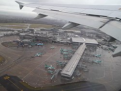 Departure from Dublin Airport onboard Aer Lingus A320.jpg