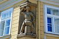 Der Waffenschmied,Skulptur nach der Oper v.Albert Lortzing,Wien 4.jpg