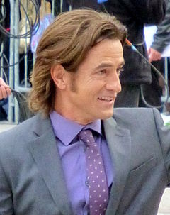 Dermot Mulroney vid Toronto International Film Festival 2013.