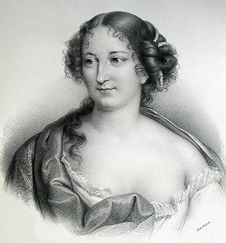 Antoinette du Ligier de la Garde Deshoulières - Antoinette Deshoulières