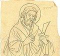 Design for a Saint Bartholomew by Kunstwerkplaatsen Cuypers & Co. Cuypershuis 0682l.jpg