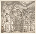 Design for a Stage Set- The Gallery of a Magnificent Palace Decorated with Mirrors. MET DP807882.jpg
