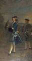 Desmarées - Ferdinand Maria of Bavaria as Falconer - Falkenlust, Unterer Salon.png