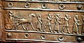 Detail, bronze strip, Balawat gate, 9th century BCE.jpg
