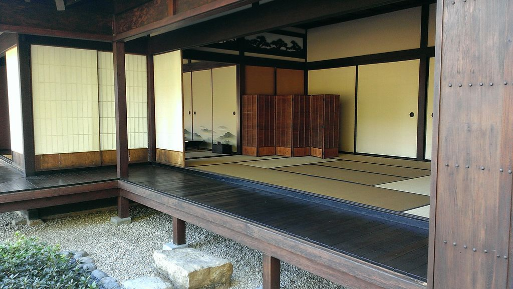 File Detail Of Traditional Japanese Home At Japanese
