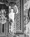 detail schouw in voormalige woonkamer - leeuwarden - 20130702 - rce