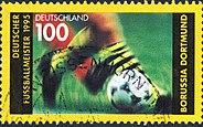 Deutscher Fußballmeister 1995-Borussia Dortmund
