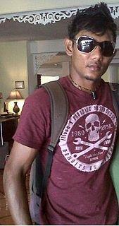 Devendra Bishoo Guyanese cricketer