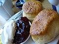 Devon cream tea (2531115972).jpg