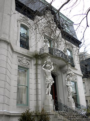 Greystone (architecture) - The Dewes House