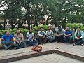 Dhaka Wikipedia meet up April 2016.jpg