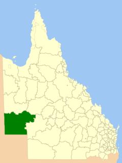 Shire of Diamantina Local government area in Queensland, Australia
