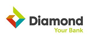 Diamond Bank - Image: Diamond Bank Logo