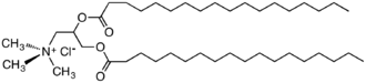 Quaternary ammonium cation - Image: Diester Cl