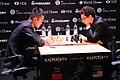 Ding Liren - Caruana, Candidates Tournament 2018.jpg