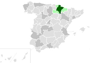 Roman Catholic Archdiocese of Pamplona y Tudela - Image: Diocesisdepamplona