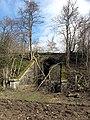 Disused railway bridge - geograph.org.uk - 756099.jpg