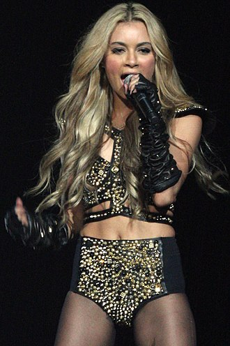 2015 AFC Asian Cup Final - Havana Brown performed at the closing ceremony